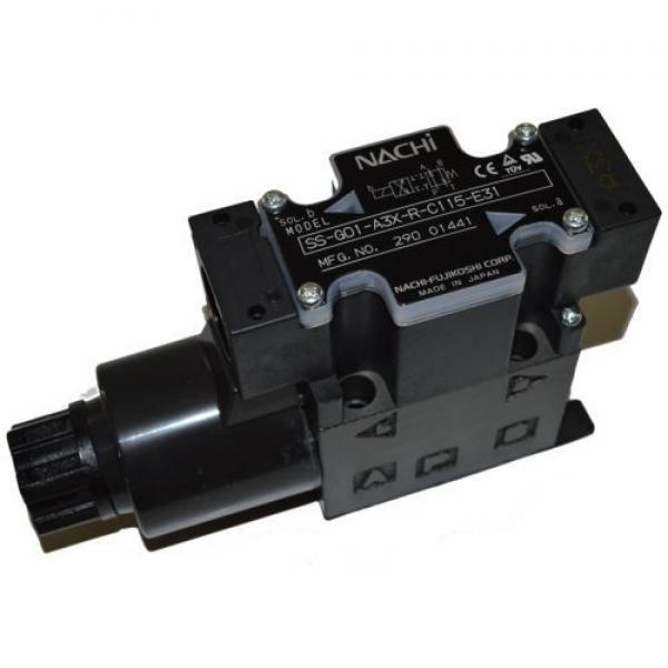 Parker F400B 1A854 Flow Control Valve F400B #1 image